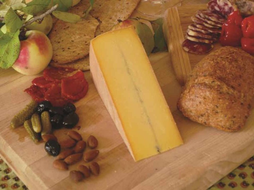 Fromagerie fromage Spring Brook Farm Reading Vermont États-Unis Ulocal produit local achat local