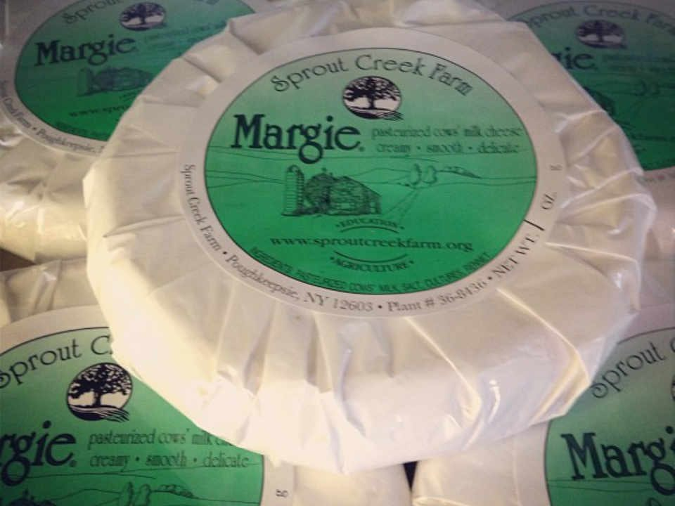 Cheese Factory cheese Sprout Creek Farm Poughkeepsie New York United States Ulocal Local Product Local Purchase