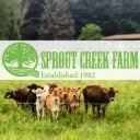 Fromagerie logo Sprout Creek Farm Poughkeepsie New York États-Unis Ulocal produit local achat local