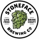 Microbrewery logo Stoneface Brewing Company Newington New Hampshire United States Ulocal Local Product Local Purchase