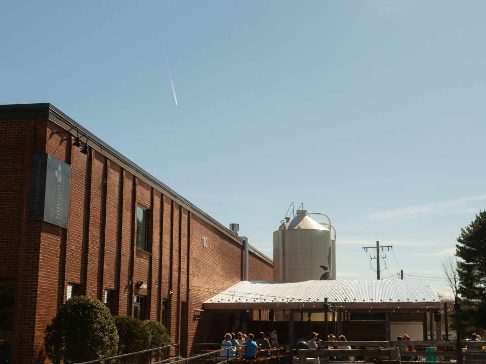 Microbrasserie brasserie Trillium Brewing Company Canton Massachusetts États-Unis Ulocal produit local achat local