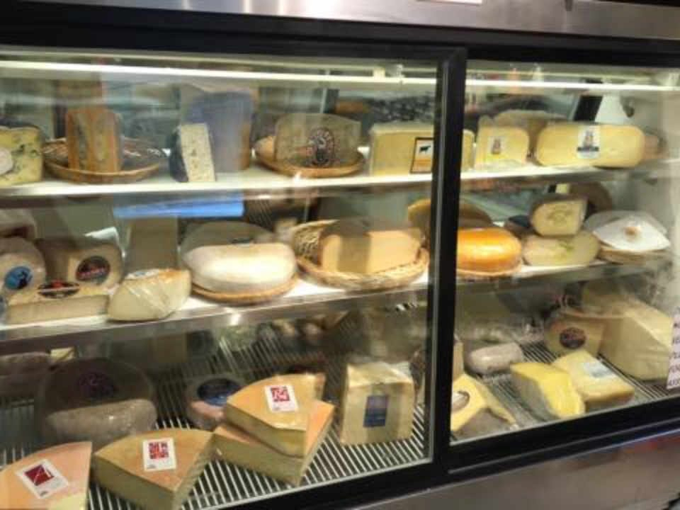 Fromagerie fromage The Vermont Cheese Store Arlington Vermont États-Unis Ulocal produit local achat local