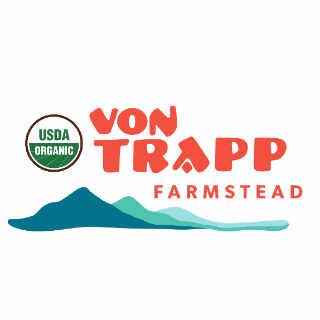 Fromagerie logo Von Trapp Farmstead Waitsfield Vermont États-Unis Ulocal produit local achat local produit du terroir