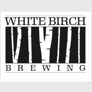 Microbrasserie logo White Birch Brewing Nashua New Hampshire États-Unis Ulocal produit local achat local