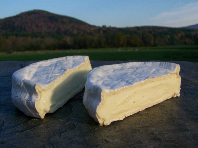 Cheese factory Cheese Woodcock Farm Cheese Company Weston Vermont USA Ulocal Local Product Local Purchase