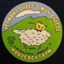 Cheese factory logo Woodcock Farm Cheese Company Weston Vermont USA Ulocal Local Product Local Purchase