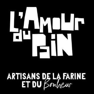 artisan bakeries logo l'amour du pain vieux-montreal montréal quebec canada ulocal local products local purchase local produce locavore tourist