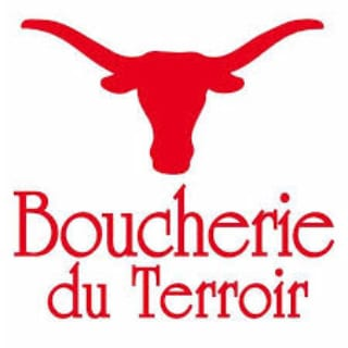butcher shop logo boucherie du terroir chambly quebec canada ulocal local products local purchase local produce locavore tourist