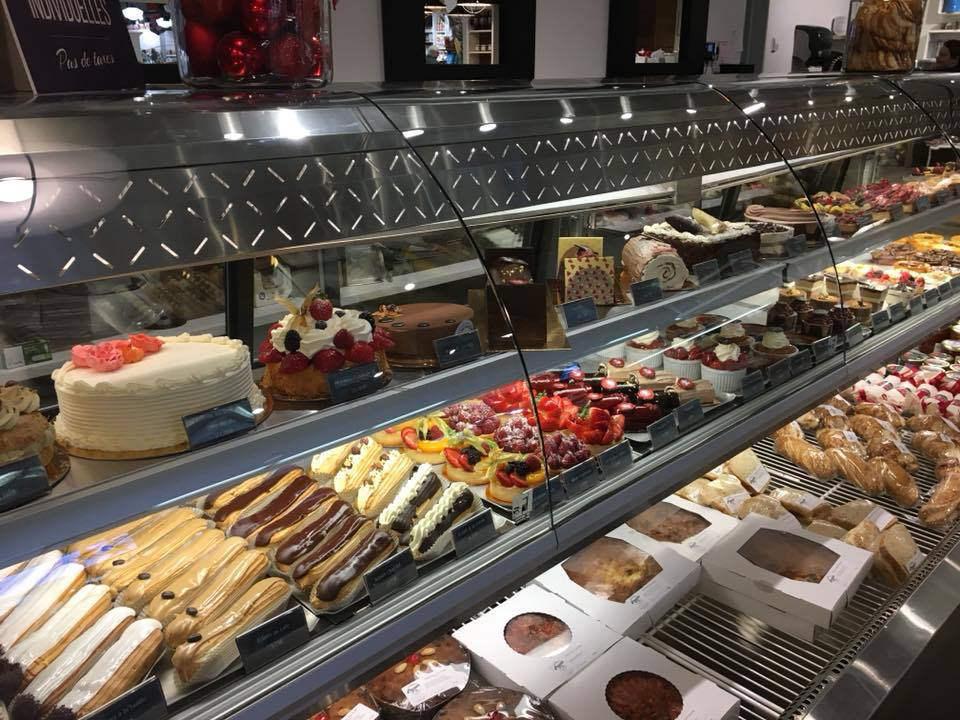 boulangerie présentoirs réfrigérés de patisseries boulangerie levain no.5 saint-jean-sur-richelieu québec canada ulocal produits locaux achat local produits du terroir locavore touriste
