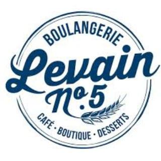 artisan bakeries logo boulangerie levain no.5 saint-jean-sur-richelieu quebec canada ulocal local products local purchase local produce locavore tourist