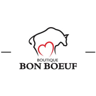 Sale of meat logo boutique bon boeuf saint-chrysostome quebec canada ulocal local products local purchase local produce locavore tourist