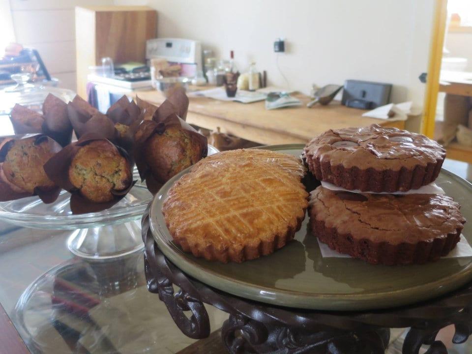 boulangerie artisanale muffins et galettes maison boulangerie du capitaine levain stanbridge east quebec canada ulocal produits locaux achat local produits du terroir locavore touriste