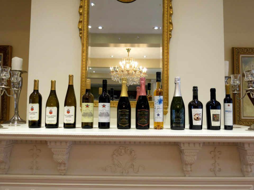 Vignoble alcool alimentation Château Taillefer Lafon Laval Québec Ulocal produit local achat local produit du terroir