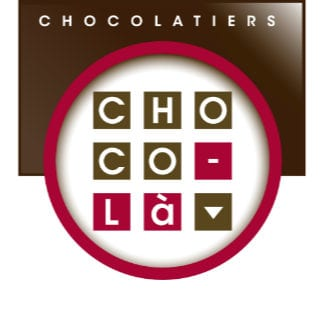 chocolaterie logo choco-là sherbrooke québec canada ulocal produits locaux achat local produits du terroir locavore touriste