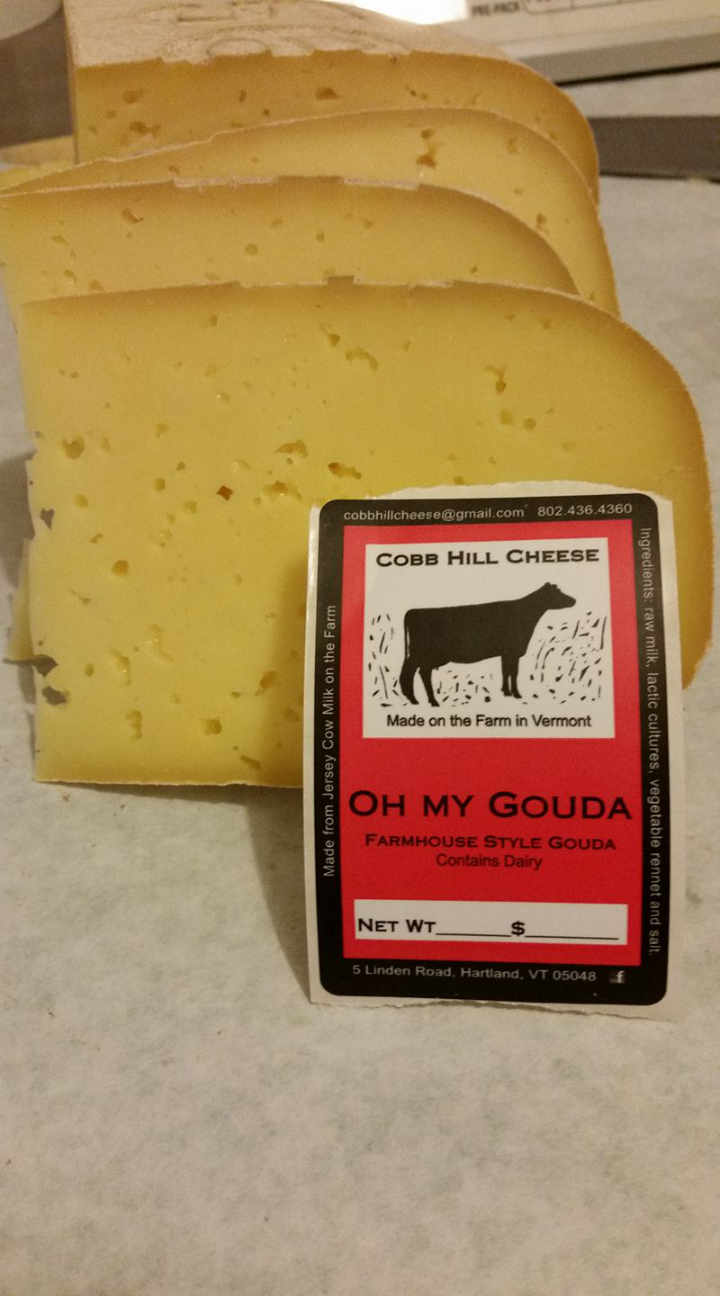 Fromagerie fromage Cobb Hill Cheese Hartland Vermont États-Unis Ulocal produit local achat local