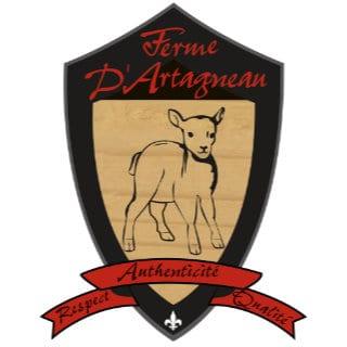 vente de viande logo ferme d'artagneau napierville quebec canada ulocal produits locaux achat local produits du terroir locavore touriste