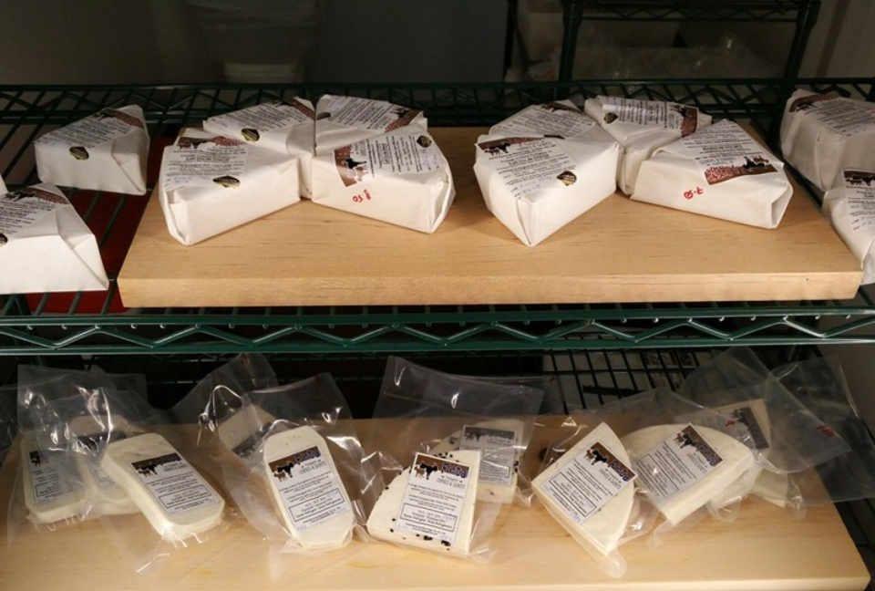 Fromagerie alimentation Fromagerie Cornes et Sabots Notre-Dame-de-Stanbridge Ulocal produit local achat local produit du terroir