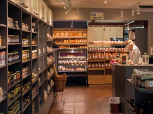Fromagerie restaurant boutique d'aliment Fromagerie des Basques Trois-Pistoles Québec Ulocal produit local achat local produit du terroir