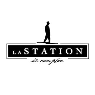 logo Cheese dairy Fromagerie La Station Compton Quebec Ulocal local product local purchase local product