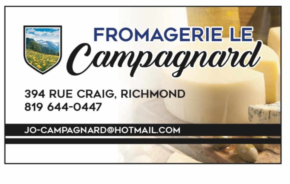 Cheese dairy food dairy Fromagerie le camionnard Richmond Quebec ulocal local product local purchase local product