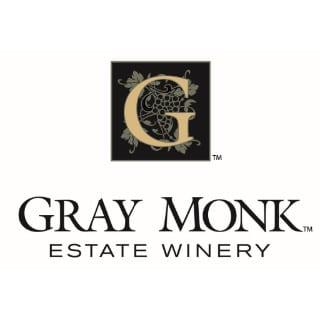 vignoble logo gray monk estate winery lake country colombie britannique canada ulocal produits locaux achat local produits du terroir locavore touriste