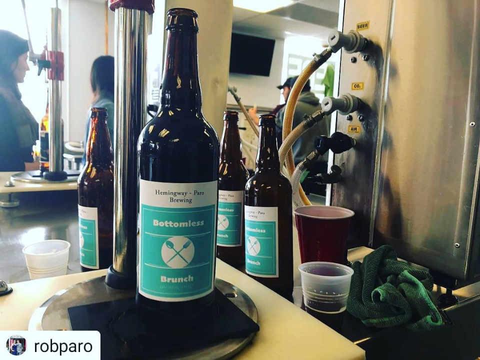 Microbrasserie bouteille de bière IncrediBREW Nashua New Hampshire États-Unis Ulocal produit local achat local
