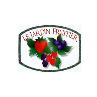 produce picking logo le jardin fruitier sherbrooke quebec canada ulocal local products local purchase local produce locavore tourist