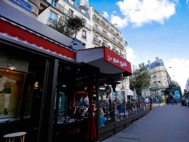 Food restaurant Le Plein Soleil France Paris Ulocal local produce local purchase local produce