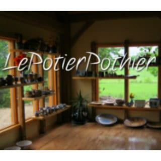 artisans logo le potier pothier havelock quebec canada ulocal local products local purchase local produce locavore tourist
