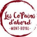 boulangerie artisanale logo les co'pains d'abord mont-royal montréal québec canada ulocal produits locaux achat local produits du terroir locavore touriste
