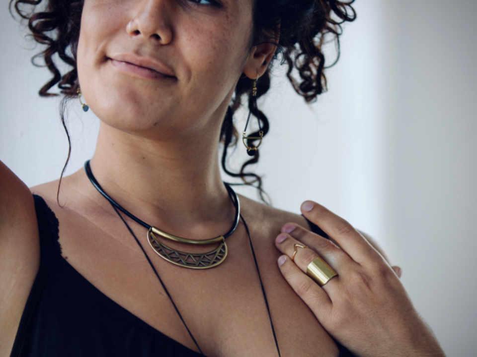 Bijoux et accessoires artisan Nomade Montréal Québec Ulocal produit local achat local