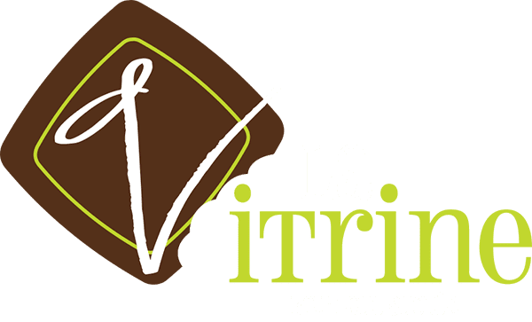 pastry shops logo pâtisserie la vitrine sherbrooke quebec canada ulocal local products local purchase local produce locavore tourist