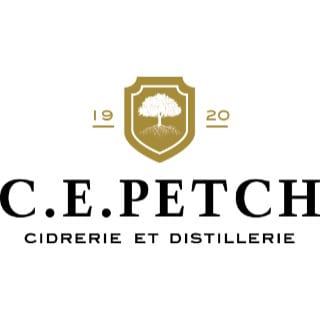 autoceuillette logo cidrerie et distillerie c.e. petch hemmingford québec canada ulocal produits locaux achat local produits du terroir locavore touriste