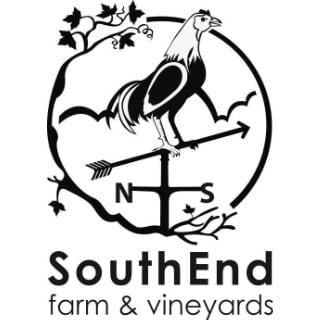 vineyard logosouthend farm winery quadra island british colombia canada ulocal local products local purchase local produce locavore tourist