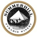 vineyard logo summerhill pyramid winery kelowna british colombia canada ulocal local products local purchase local produce locavore tourist