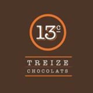 chocolaterie logo treize chocolats saint-jean-sur-richelieu quebec canada ulocal produits locaux achat local produits du terroir locavore touriste