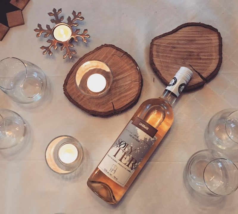 Vineyard Alcohol Food Vineyard Bauge Brigham Quebec Ulocal Local Product Local Purchase Local Product