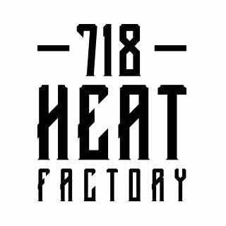Food logo 718 Heat Factory Brooklyn New York United States Ulocal local product local purchase