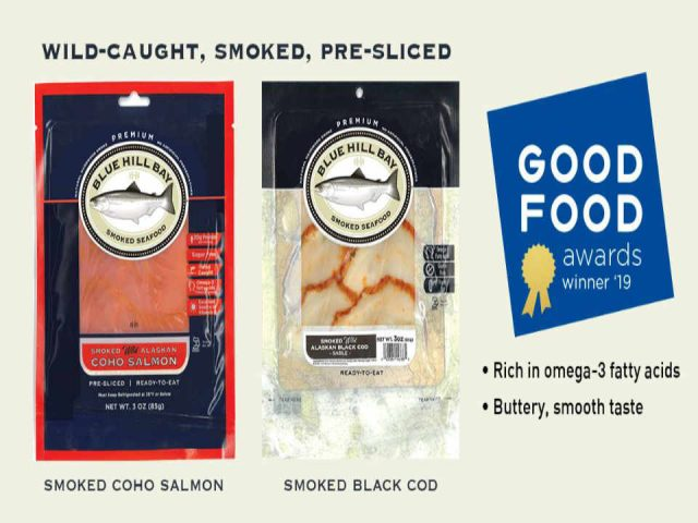 Alimentation saumon fumé Acme Smoked Fish Brooklyn New York États-Unis Ulocal produit local achat local