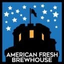 Microbrasserie logo American Fresh Brewhouse Somerville Massachusetts États-Unis Ulocal produit local achat local