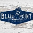 Microbrasserie logo Blue Point Brewing Company Patchogue New York États-Unis Ulocal Produit local achat local