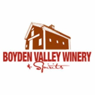 Vignoble logo Boyden Valley Winery & Spirits Jeffersonville Vermont États-Unis Ulocal produit local achat local