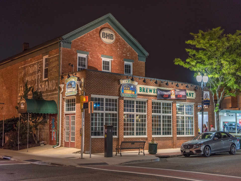 Microbrasserie brasserie Brickhouse Brewery Patchogue New York États-Unis Ulocal produit local achat local