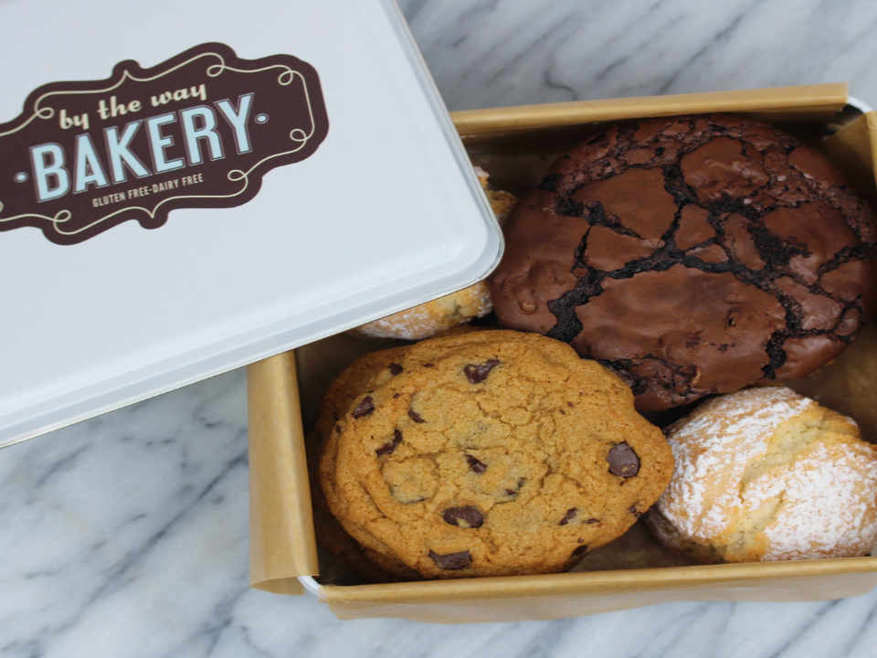Pastry shop Cookies By the Way Bakery Hastings-on-Hudson New York United States Ulocal Local Product Local Purchase