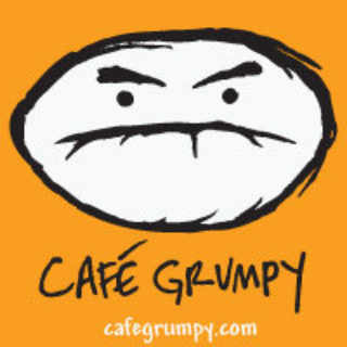 Café logo Café Grumpy Brooklyn New York États-Unis Ulocal produit local achat local