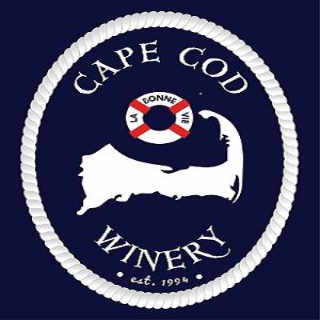 Vignoble logo Cape Cod Winery Teaticket Massachusetts États-Unis Ulocal produit local achat local