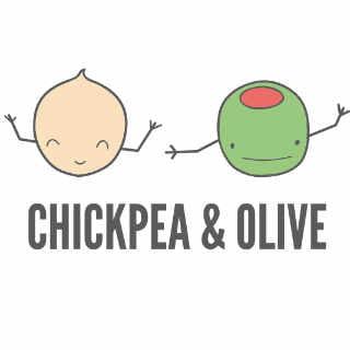 Restaurant logo Chickpea & Olive Brooklyn New York États-Unis Ulocal produit local achat local