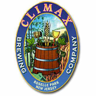 Microbrasserie logo Climax Brewing Company Roselle Park New Jersey États-Unis Ulocal produit local achat local