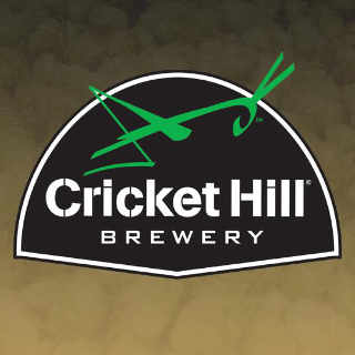 Microbrasserie logo Cricket Hill Brewery Fairfield New Jersey États-Unis Ulocal Produit local Achat local