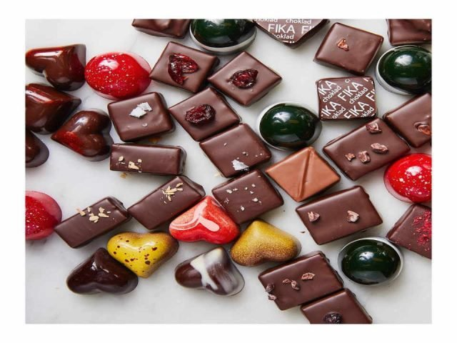 Coffee Chocolates Fika New York New York United States Ulocal Local Product Local Purchase